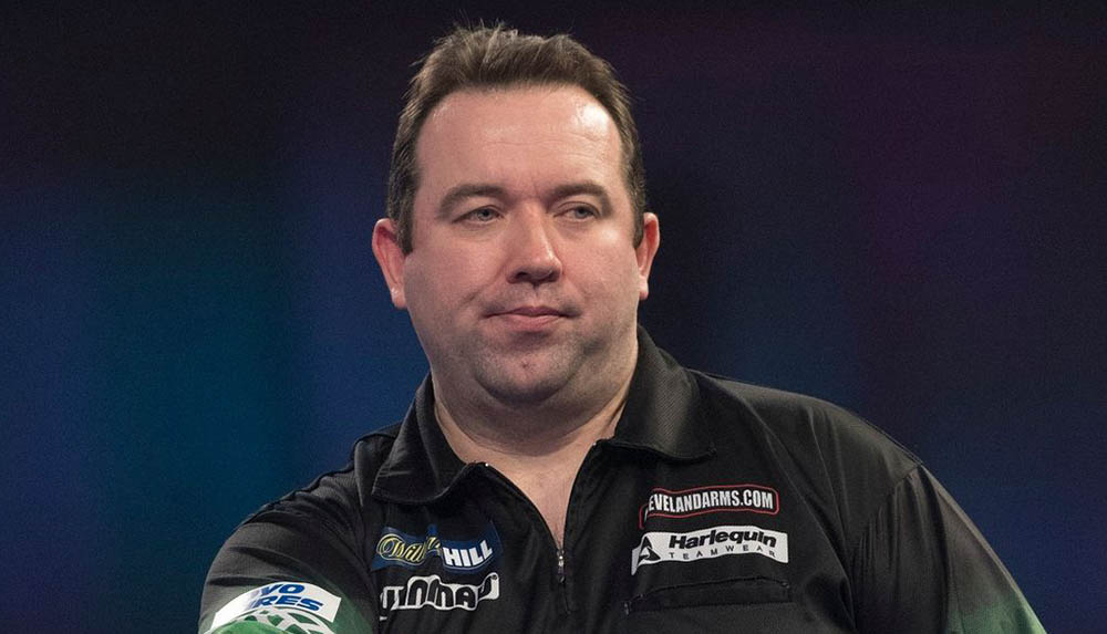 Brendan Dolan wins the PDC Players Championship 13 2013