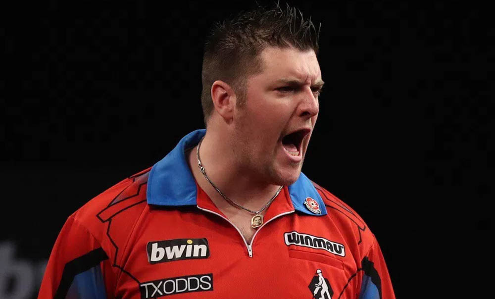 Daryl Gurney wins the PDC Players Championship 25 2019