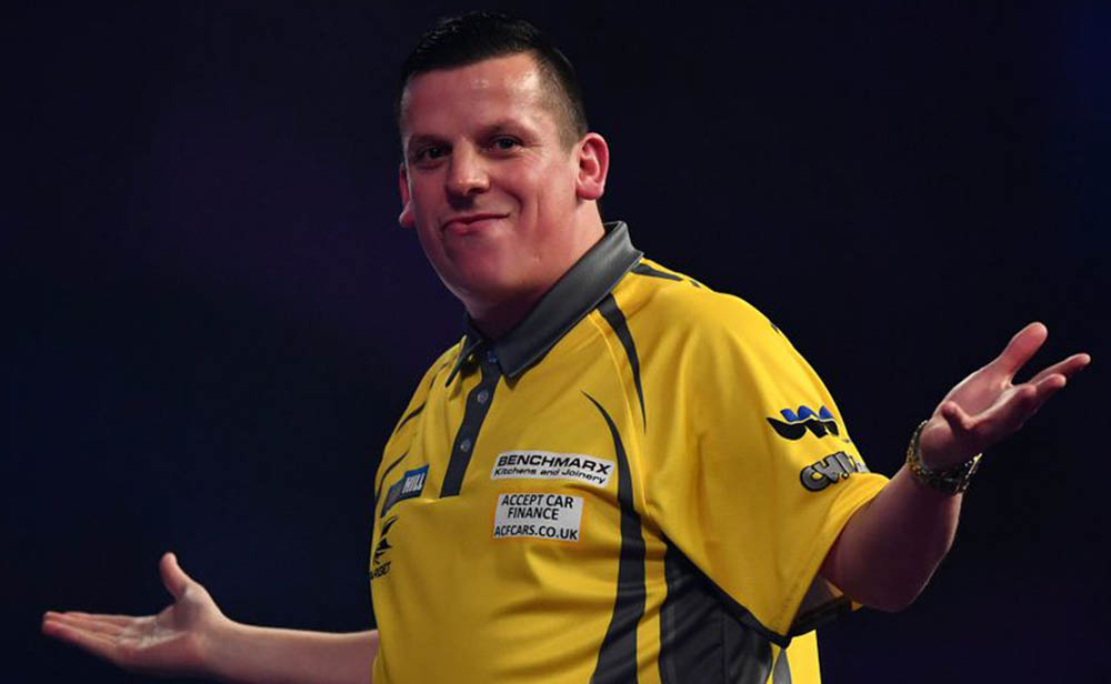 Dave Chisnall wins the PDC Players Championship 2 2019