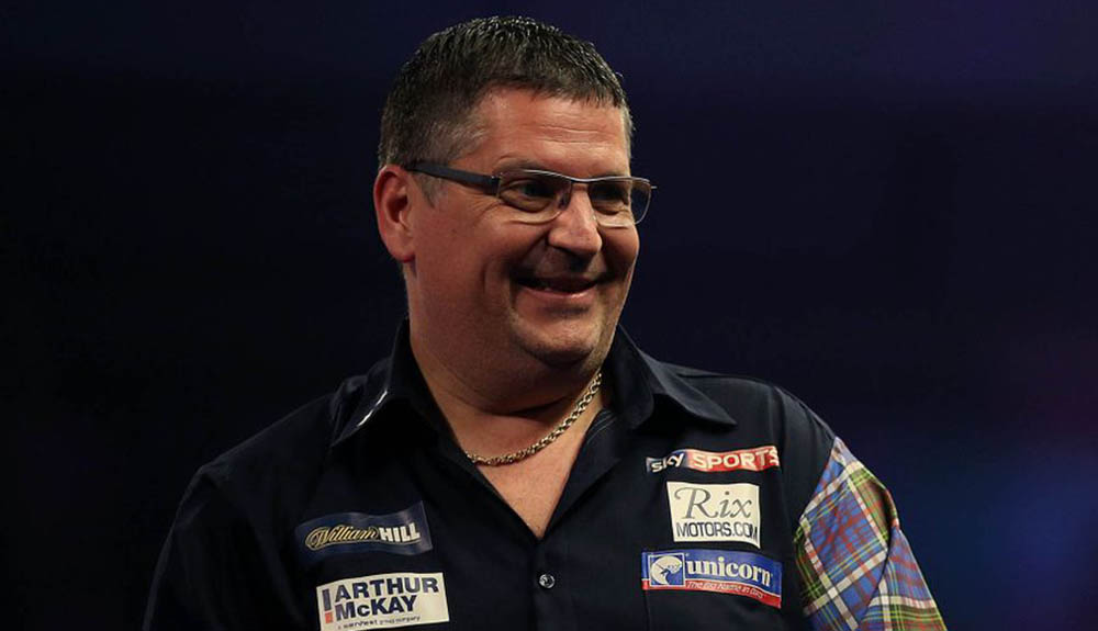 Gary Anderson wins the PDC UK Open Qualifier 5 2011