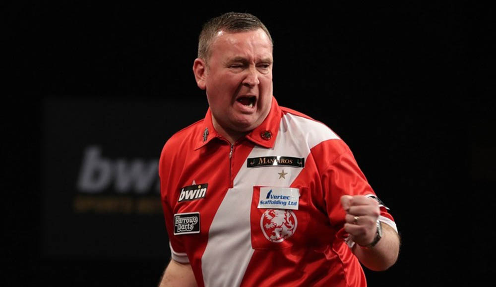 Glen Durrant wins the BDO Zuiderduin (Finder) Masters 2015