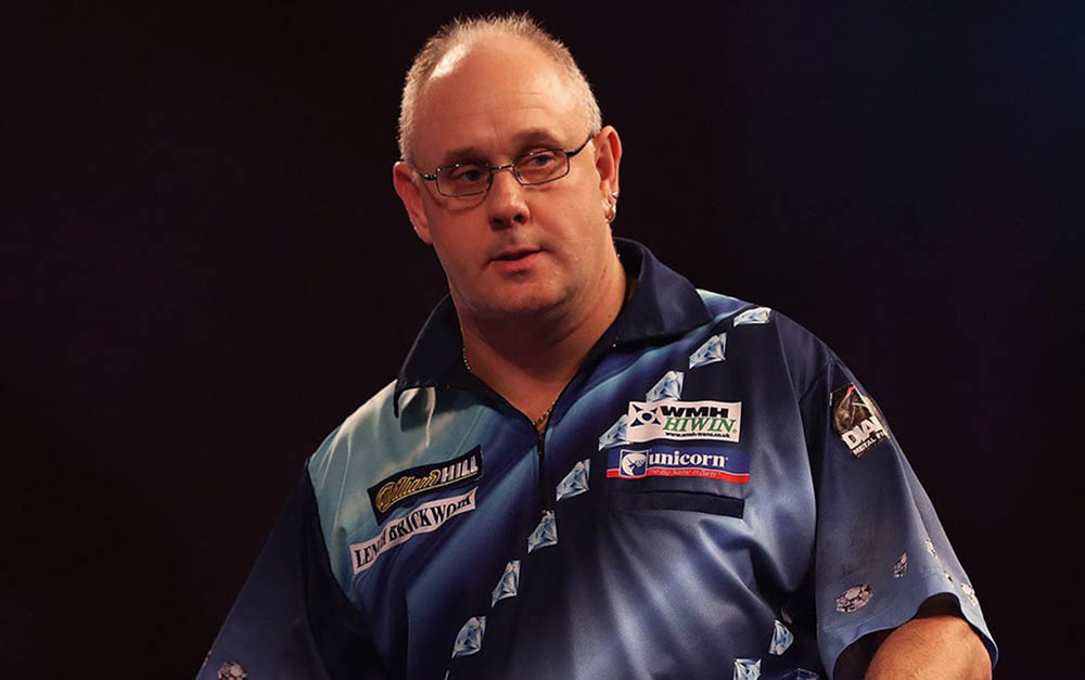 Ian White wins the PDC Players Championship 5 2016