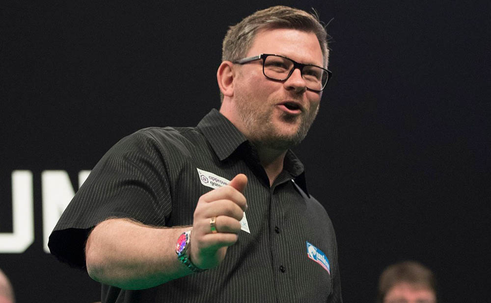 James Wade wins the PDC World Series Finals 2018