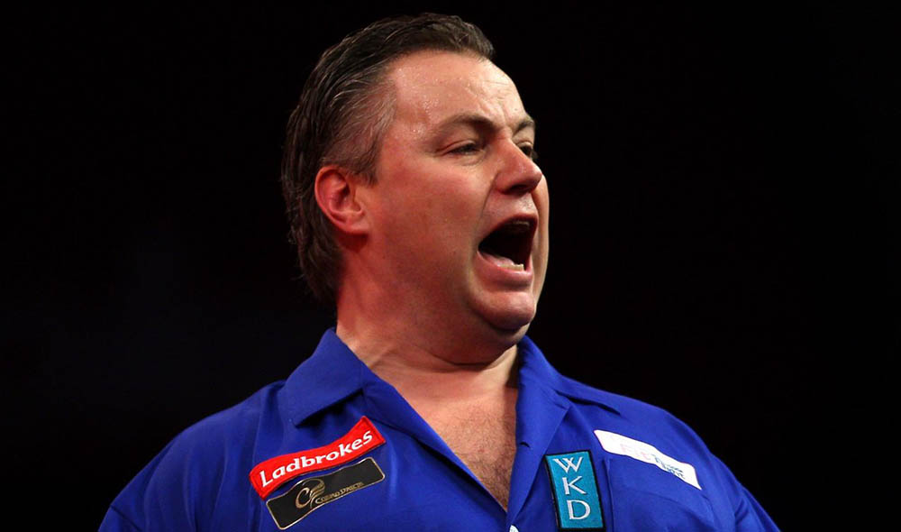 John Part wins the PDC Players Championship 15 2011