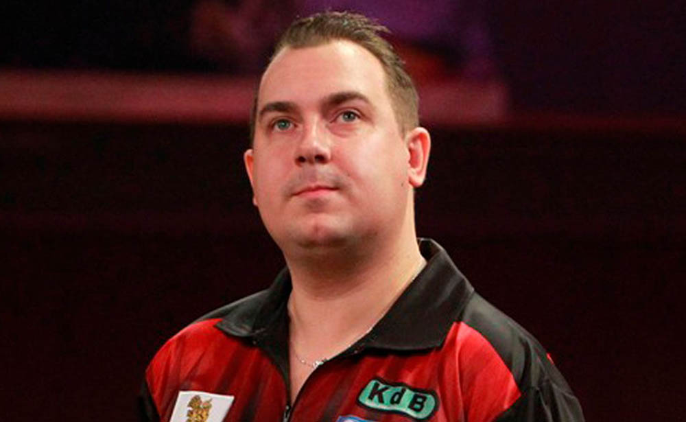 Kim Huybrechts wins the PDC UK Open Qualifier 7 2013