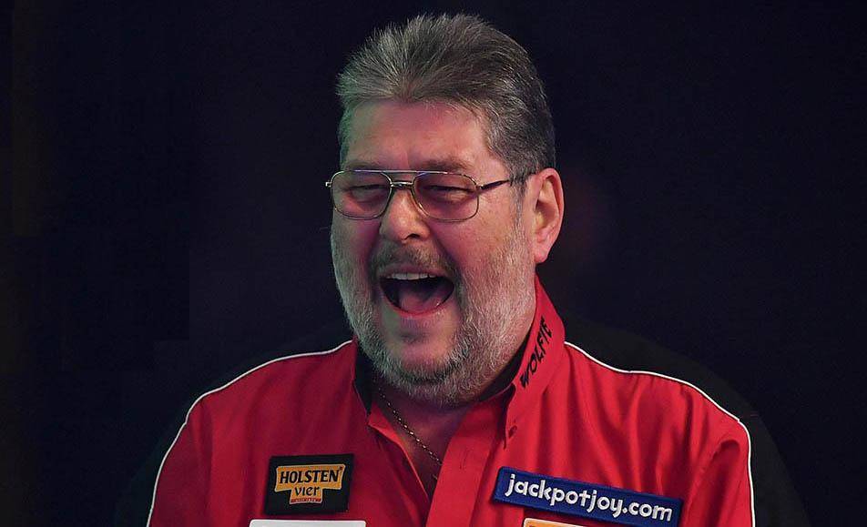 Martin Adams wins the BDO International Open 2010