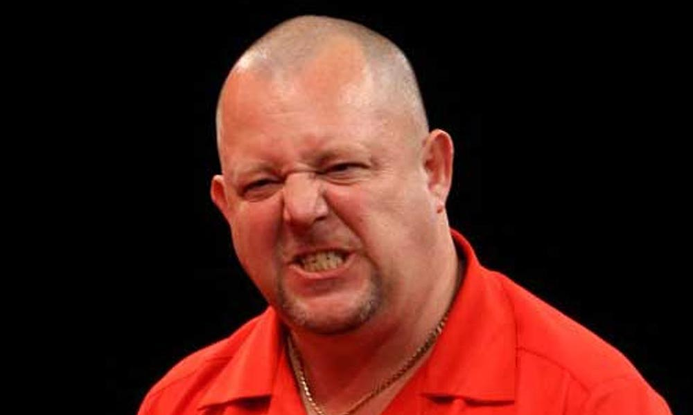 Mervyn King wins the PDC Players Championship 9 2008