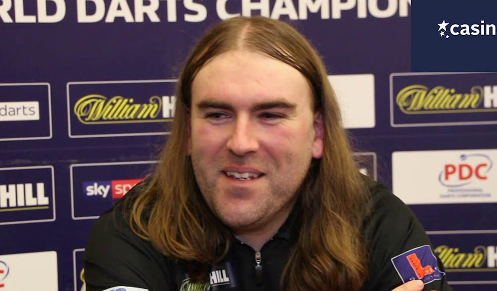 Ryan Searle wins the PDC Challenge Tour 16 2016