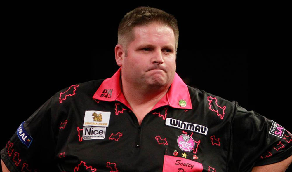 Scott Mitchell wins the BDO Denmark Open 2017