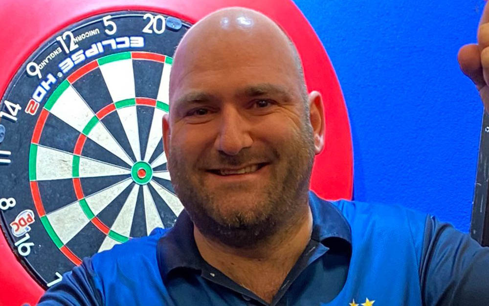 Scott Waites wins the BDO Czech Open 2012