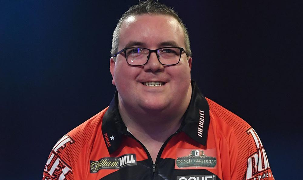 Stephen Bunting wins the BDO England Classic 2010