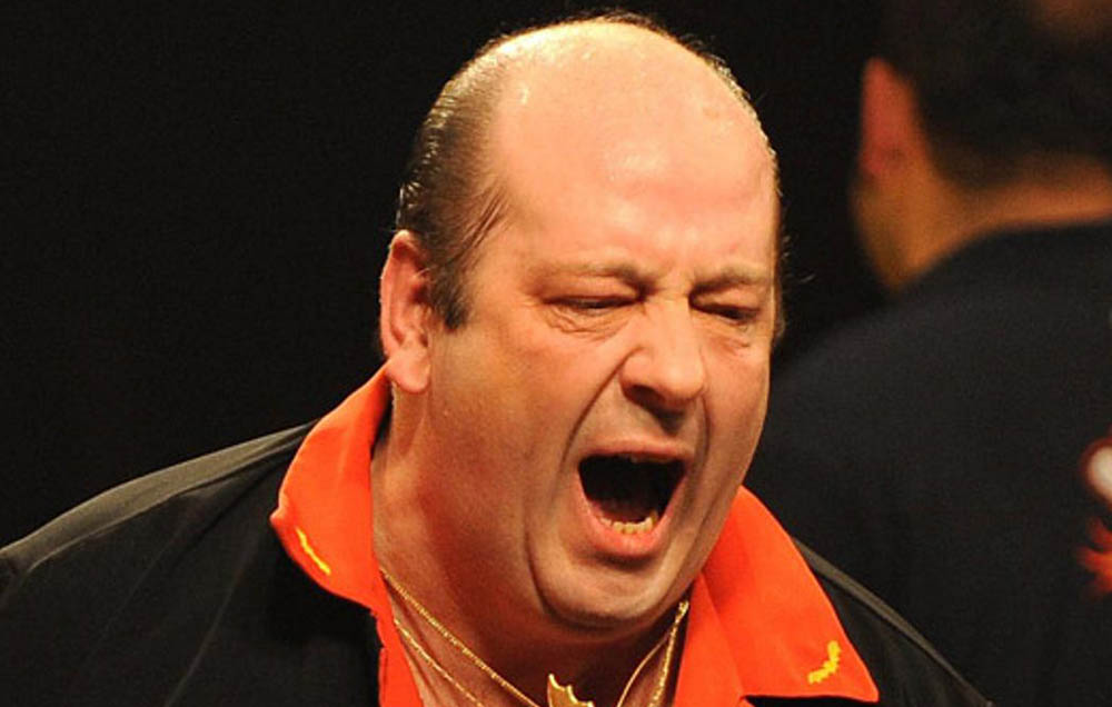 Ted Hankey wins the BDO World Championship 2009
